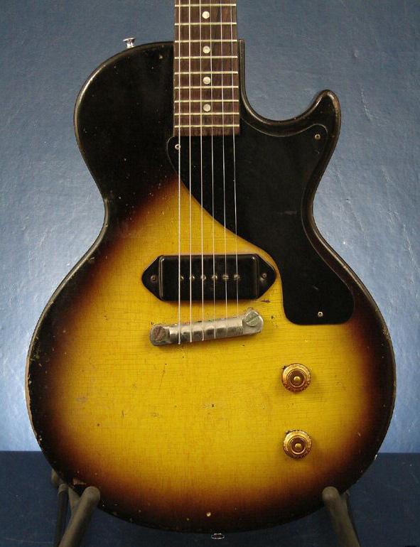guitare electrique un seul micro