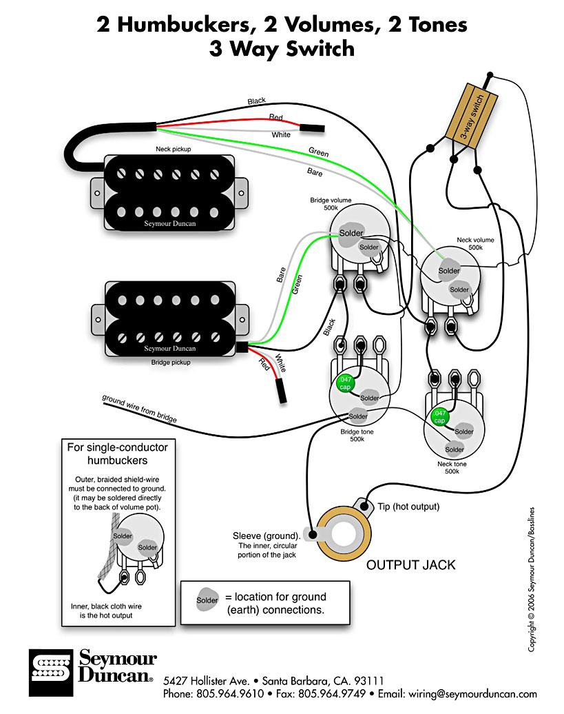 sg guitar jack wiring diagram