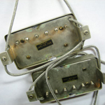 humbucker patent applied for