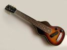 lap steel EH-150 flame top