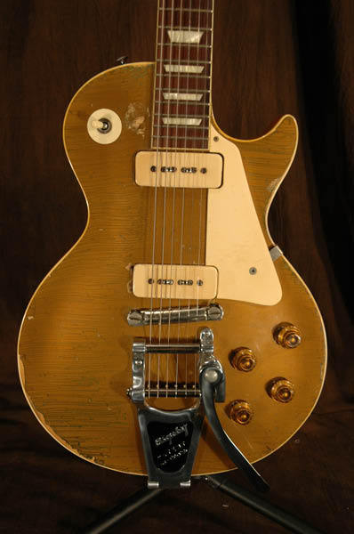 quick bigsby question my les paul forum. Black Bedroom Furniture Sets. Home Design Ideas