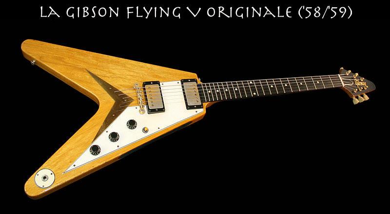 guitare électrique gibson les paul