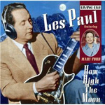les paul how high the moon